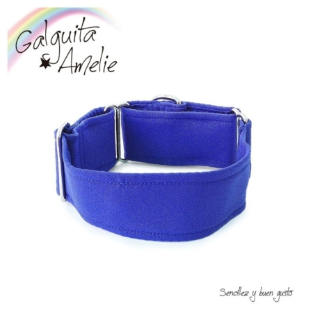 collar para perros blue