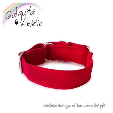 collar para perros simply red