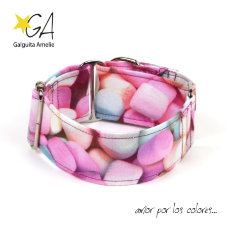 Collar Martingale Marshmallows