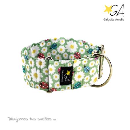 Collar Martinale Ladybug